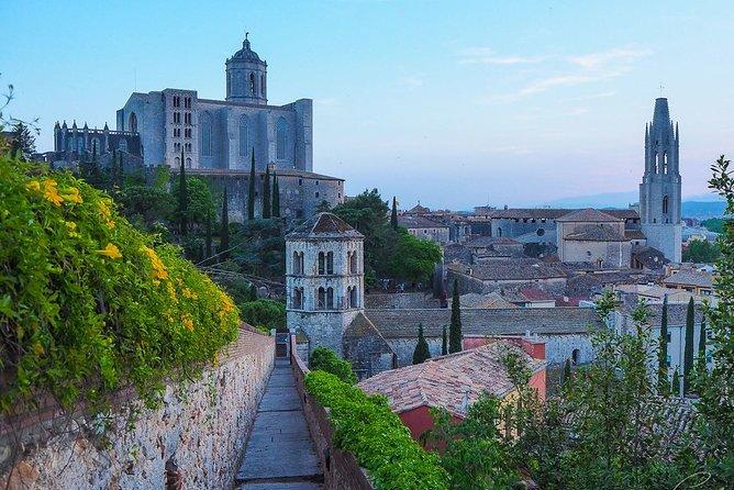 Secret Girona and City Walls, Girona, ESPAÑA