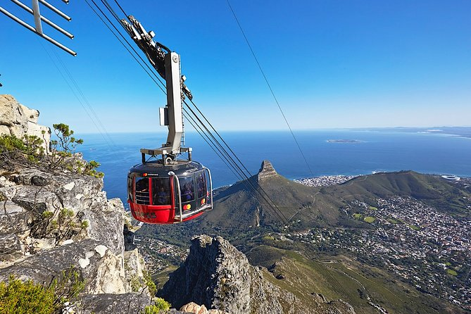 This private tour is aimed at travellers who have a desire to see all the Cape Town highlights main attractions in two (2) days with limited time to spend on sightseeing. On this tour, take the cable car to the top of Table Mountain; travel along Chapman's Peak drive; View the african penguins colony at Boulder's Beach; explore the Cape of Good Hope and Cape Point; take the Long March to Freedom at Robben Island; stroll through Kirstenbosch Botanical Gardens; taste fine wines at Groot Constantia Wine Estate; enjoy a boat trip to Seal Island to view the seals colony; take a photo with the colourful houses in the Bo-Kaap. All the top highlights will be visited in Cape Town on this 2-Day Private Tour.