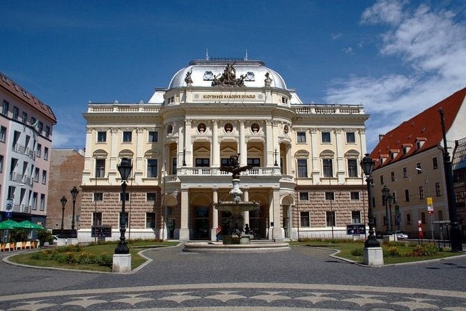 Private Tour of Bratislava from Vienna and Chocolate Factory Visit, Vienna, AUSTRIA