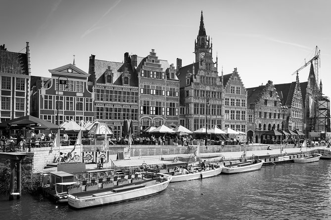 Guided Boat Trip in Ghent, Gante, BELGICA