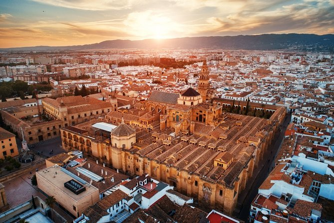 Visit the most important monuments of Córdoba on a 2.5-hour guided tour to learn more about the Christian, Muslim and Jewish influence in the city.<br><br>Skip the long lines to the 8th-century Mosque-Cathedral of Córdoba and marvel at its forest of columns and double arches. Admire the mihrab (apse) of the former mosque, and then take a stroll through the Jewish Quarter to see the synagogue, Arabic market and bronze statue of the medieval Sephardic philosopher, Maimonides.<br><br>Entrance tickets included to MOsque-Cathedral and Sinagogue.