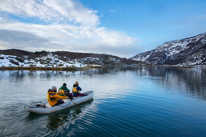 Full-Day Trekking and Canoeing in the National Park, Ushuaia, ARGENTINA
