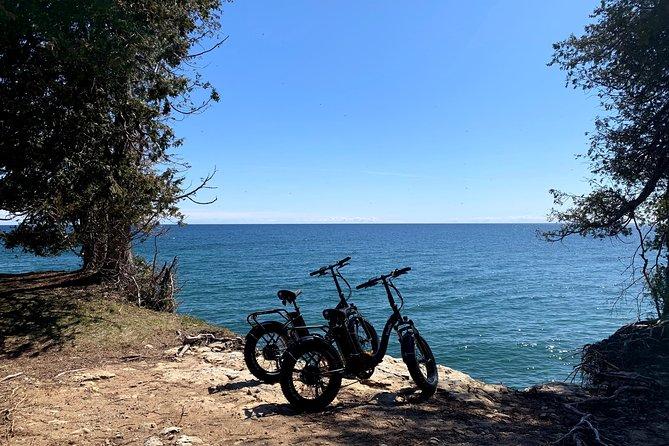 MORE PHOTOS, Cave Point Fat Tire E-Bike Tour