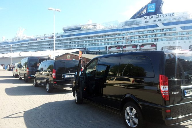 Private transport to or from Berlin for Cruise Passengers in Warnemünde-Rostock, Berlim, Alemanha