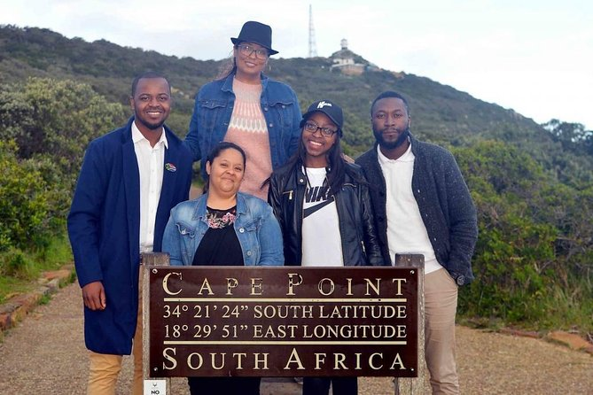 Table Mountain, Penguins & Cape Point Small Group Tour from Cape Town, Cape Town, South Africa