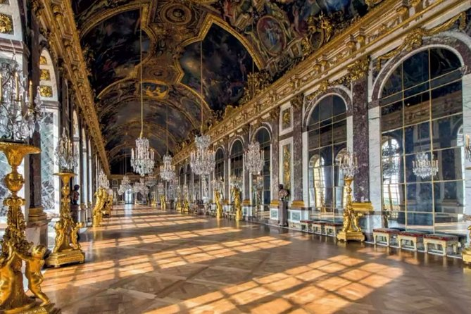 1-Hour Guided Virtual Reality Tour of the Palace of Versailles (Times in EST), Versalles, FRANCIA