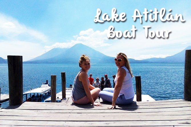 Departing from Guatemala City, visit Lake Atitlán and some surrounding villages, a winning combination of scenic beauty and a relaxed atmosphere, immersed in Mayan culture. In particular, visit Santiago Atitlán, a small town on the south side of Lake Atitlán, famous for a shrine to Maximón.