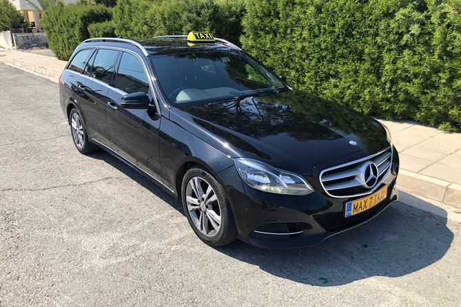 Private Transfer from Ayia Napa to Larnaca Airport with Taxi, Ayia Napa, CHIPRE