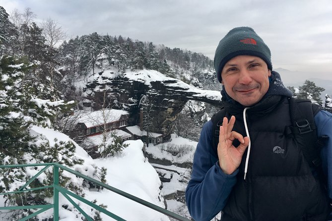 Winter Edition Bohemian and Saxon Switzerland Tour from Dresden, Dresden, GERMANY
