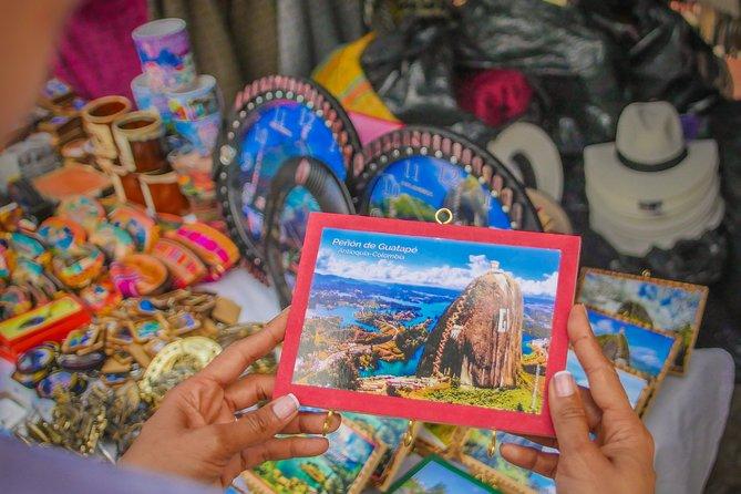 Día completo en Guatapé (Pueblo de Zócalos) desde Medellín, Medellin, COLOMBIA