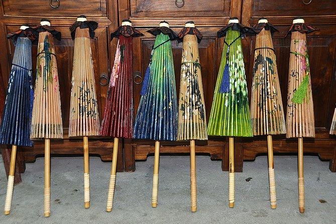 Ni Hao Kaohsiung: Cultural Exploration and Oil-Paper Umbrella Painting, Kaohsiung, TAIWAN