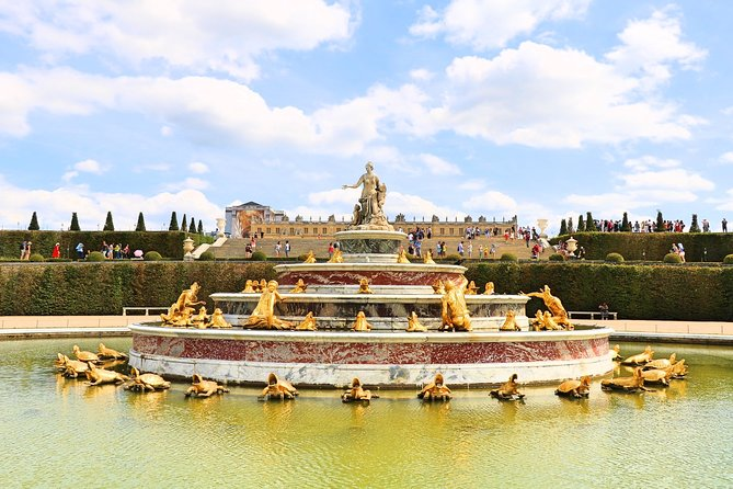 Palace of Versailles Guided Tour with Skip the Line Access, Versalles, FRANCIA