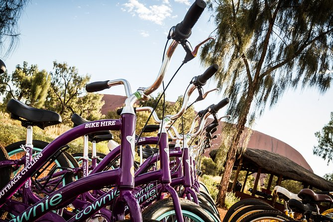 Outback Cycling Uluru Bike Ride, Ayers Rock, AUSTRALIA