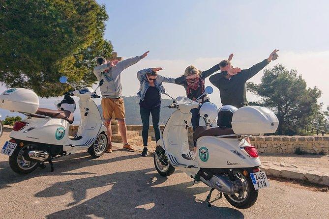 Javea Vespa Tour, Benidorm, Espanha