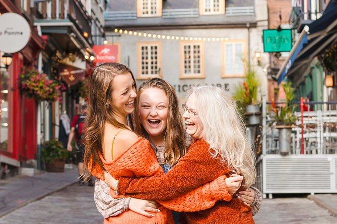 Private Old Quebec Photo Session & Tour, Quebec, CANADA