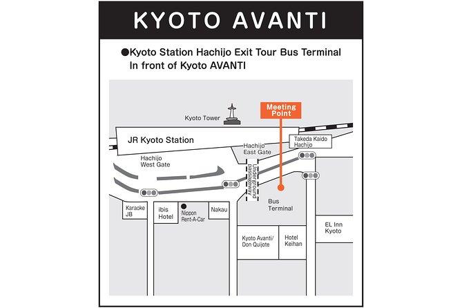 Kyoto Photogenic Tour from Osaka, Kioto, JAPON