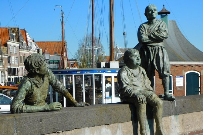 Self-Guided Walking Tour in Hoorn with Qula City Trails, Hoorn, HOLANDA
