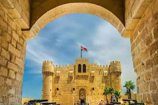 Day Tour to Alamein and Alexandria, Alejandria, EGIPTO