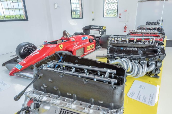 Ferrari museum private guided tour, Milan, ITALY