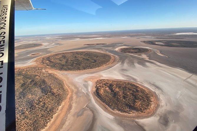 Scenic Flight: Lizard Safari, Ayers Rock, AUSTRALIA