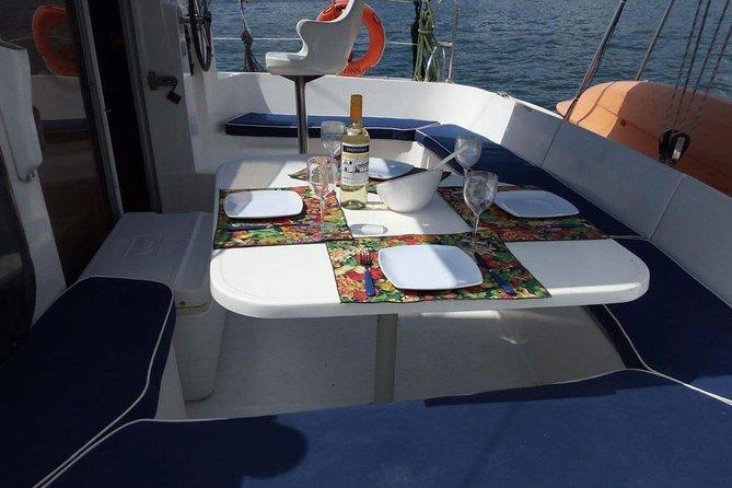 Sea Shell Catamaran Tour de la Mañana, Tamarindo, COSTA RICA