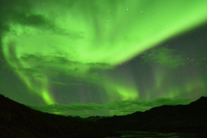 Fairbanks Northern Lights Tour, Fairbanks, AK, ESTADOS UNIDOS