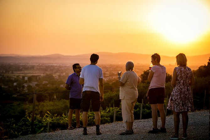 Open-air Wine Tasting with Panoramic View, Assisi, Itália