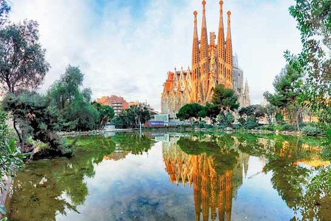 Tour starts from Barcelona and ends in Barcelona or can leave frm Valencia. 06 Days Tour with visits Barcelona , Zaragoza , Cordoba ,Seville , Granada , Valencia