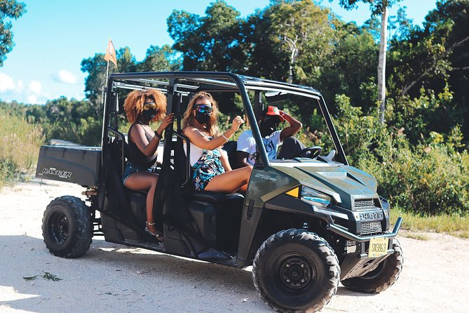 You to take this tour aboard your choice of an ATV, Buggy or Jeep!<br><br>This tour of the key sights within in Nassau Bahamas allows our guests to wild out on a full off-road experience, to visit the beaches The Bahamas is so well known for and to ride within the main streets of New Providence all aboard adventurous rides with our rich breezes beating your face and our warm delicious sun at your backs. <br><br>This tour includes brunch at the one and only Aquafire Restaurant & don't forget The Cave of wonders. We stop there for a walkthrough of the ancient cave an absolute must-see and a real cave that you can walk throughout and into. This tour also offers a yummy snack pack complete with some of the most desired Bahamian Treats and beverages. After this tour, you would have sampled so much Bahamian you would be qualified to be one lol!