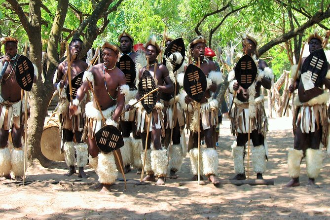 Discover the highlights of Swaziland during this culturally rich day trip, with round-trip transfers from Mozambique. Get off the tourist track and experience life in a typical Swazi homestead, including a front-row peek at local dance performances. Other stops include a candle factory, stunning waterfalls, and bird-filled public gardens and lunch.