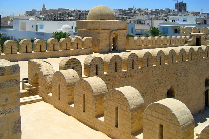 Embark on a 7 days trip to discover visit all seven of Tunisia's UNESCO World Heritage Sites – Dougga, Kairouan, the medinas of Sousse and Tunis, the Punic remains of Kerkuane, magnificent Carthage, and El Djem, the largest Roman amphitheatre in North Africa.