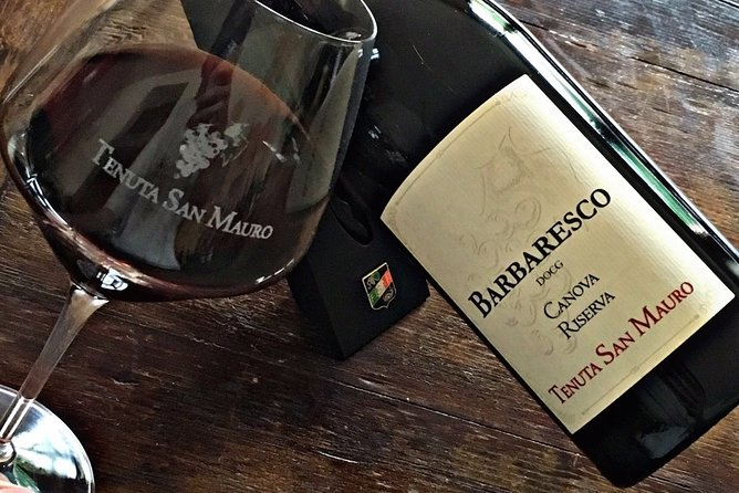 MÁS FOTOS, Private Tasting Barbaresco Experience with Typical Products