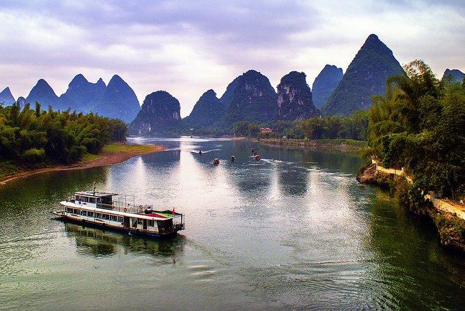 7-Day Private China Tour from Jinan: Beijing, Xi'an, Guilin and Shanghai, Jinan, CHINA
