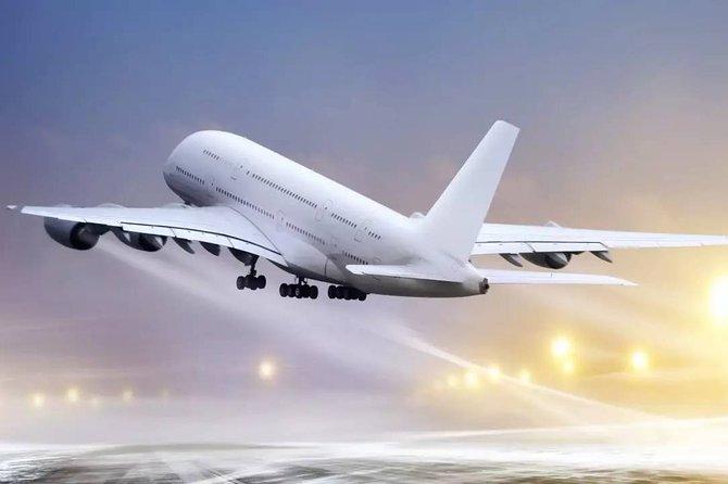 MÁS FOTOS, Private Round-Trip Transfer:Qingdao Liuting International Airport(TAO)