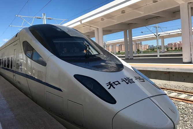 Private Departure Transfer: City Hotel to Qingdao Railway Station, Qingdao, CHINA