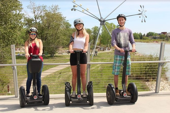 Calgary Bow River Valley 90-Minute Segway Adventure, Calgary, CANADA