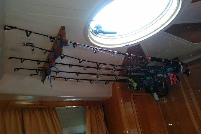 Cruise from Naples to Capri and Amalfi Coast - yacht 40', Napoles, ITALIA