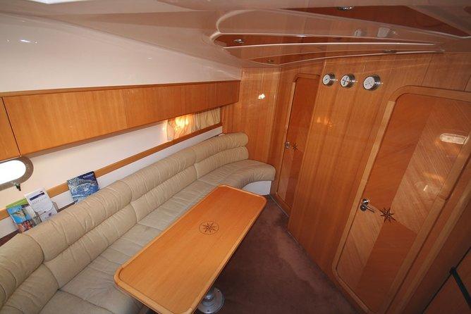 Amalfi Coast and Capri cruise from Sorrento - yacht 40', Sorrento, Itália