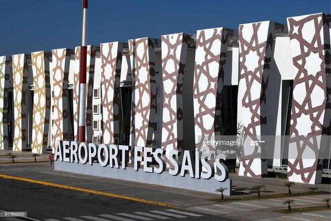 transfer from the Airport of Fez Saiss to your Hotel in Fez (Door to Door), Fez, MARRUECOS