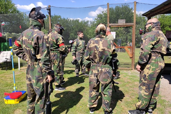 Private Action Day with Buggies, Karting & Paintball, Varna, BULGARIA