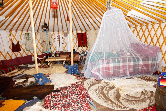 Private ECO Relaxation in a Yurt, ,