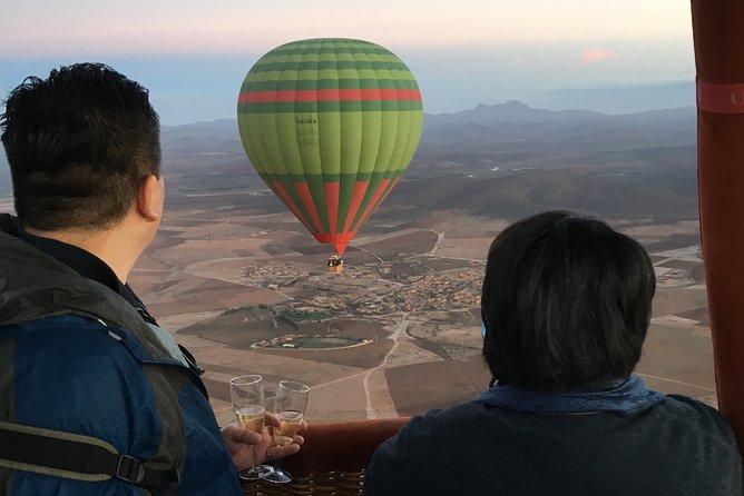 1-Hour VIP Morning Hot Air Balloon Flight from Marrakech with Breakfast, Marrakech, cidade de Marrocos, MARROCOS