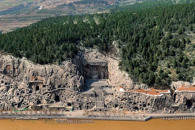 Luoyang one day tour to Longmen Grottoes&Shaolin Temple, Luoyang, CHINA