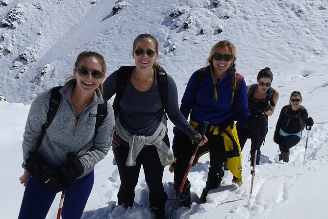 Full Day Trek In Cordon del Plata Park, Mendoza, ARGENTINA