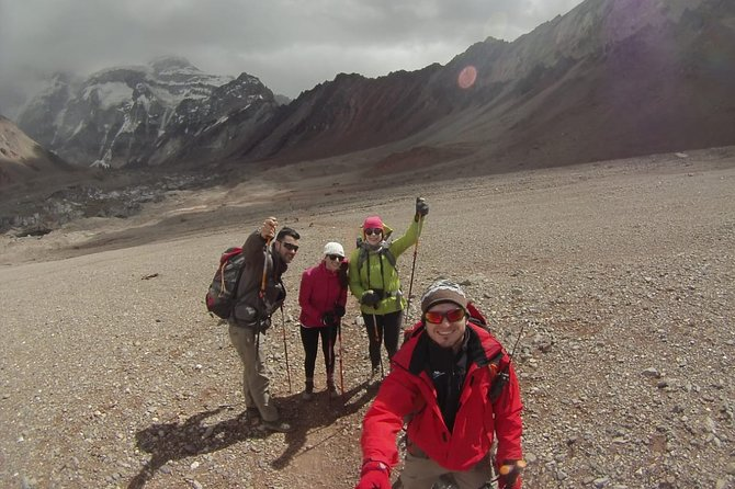 Full Day Aconcagua Base Camp Trek, Mendoza, ARGENTINA