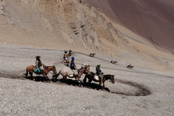 6-Day Andes Crossing from Mendoza to Chile by Horse, Mendoza, ARGENTINA