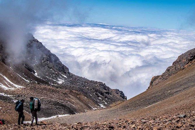 Trekking Dia Completo en Cordon del Plata, Mendoza, ARGENTINA