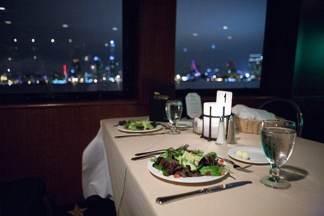 Crucero con cena por el puerto de San Diego, San Diego, CA, ESTADOS UNIDOS