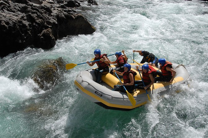 Rafting Manso River To The Border from Bariloche, Bariloche, ARGENTINA