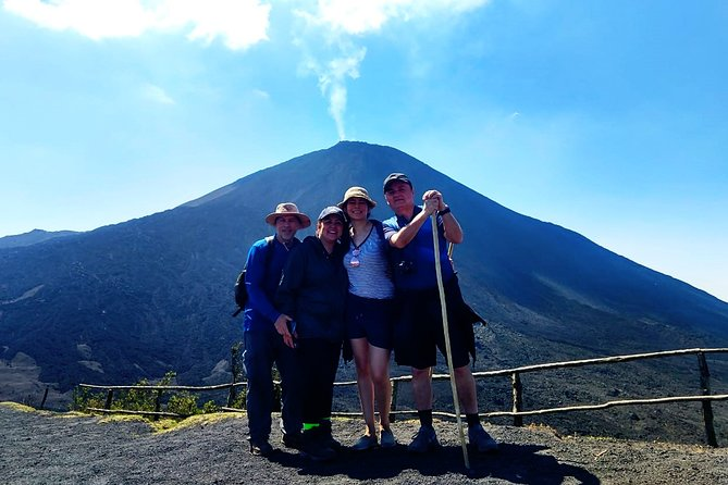 Join this full day tour and climb one of Guatemala´s thirty-three volcanoes! Pacaya Volcano remains active offering a spectacular show for those who dare climb it to observe from a safe distance! And then, you'll relax of the climbing experiencie at Hot Springs, enjoying their thermal circuits and spa services.